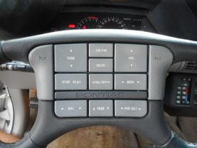 1993 PONTIAC GRAND PRIX COUPE V6, 3.1 LITER SE COUPE 2D