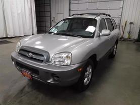 2005 Hyundai Santa Fe - Image 6