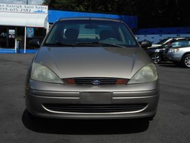 2004 FORD FOCUS SEDAN 4-CYL, 16V, 2.0 LITER SE SEDAN 4D