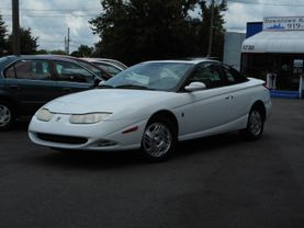 2001 SATURN S-SERIES COUPE 4-CYL, 1.9 LITER SC2 COUPE 3D