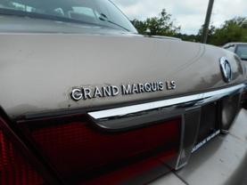 2005 MERCURY GRAND MARQUIS SEDAN V8, 4.6 LITER LS PREMIUM SEDAN 4D