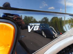 1999 FORD ECONOLINE E150 CONVERSION CARGO V8, 4.6 LITER HIGH TOP CONVERSION VAN