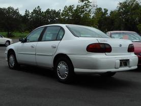 2003 CHEVROLET MALIBU SEDAN V6, 3.1 LITER SEDAN 4D