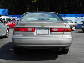 1997 TOYOTA CAMRY SEDAN V6, 3.0 LITER LE SEDAN 4D