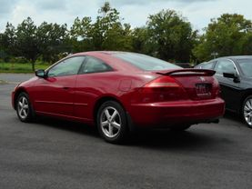 2003 HONDA ACCORD COUPE 4-CYL, VTEC, 2.4 LITER EX COUPE 2D
