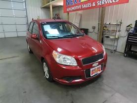 2009 Chevrolet Aveo - Image 2