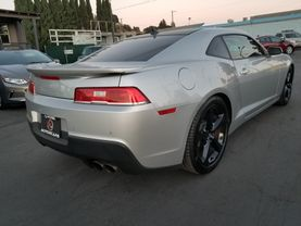2015 CHEVROLET CAMARO COUPE V8, 6.2 LITER SS COUPE 2D