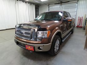 2012 Ford F150 Supercrew Cab - Image 6
