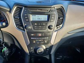 2015 HYUNDAI SANTA FE SPORT SUV 4-CYL, GDI, 2.4 LITER SPORT UTILITY 4D
