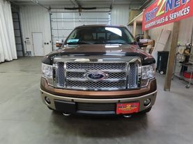 2012 Ford F150 Supercrew Cab - Image 7