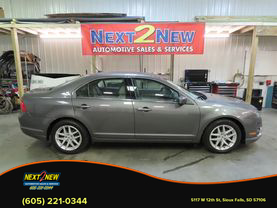 2011 Ford Fusion - Image 1