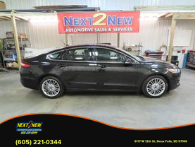 2015 Ford Fusion - Image 1