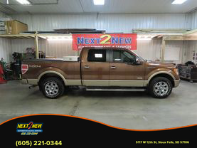 2012 Ford F150 Supercrew Cab - Image 1