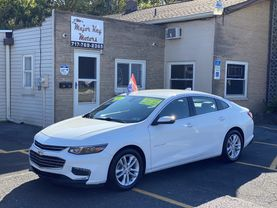 2016 CHEVROLET MALIBU SEDAN 4-CYL, TURBO, 1.5 LITER LT SEDAN 4D