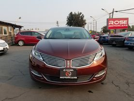2015 Lincoln Mkz - Image 8