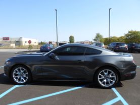 2015 FORD MUSTANG COUPE 4-CYL, ECOBOOST, 2.3T ECOBOOST PREMIUM COUPE 2D