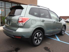 2017 SUBARU FORESTER SUV 4-CYL, PZEV, 2.5 LITER 2.5I LIMITED SPORT UTILITY 4D