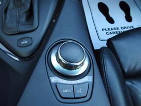 2006 BMW 6 SERIES CONVERTIBLE V8, 4.8 LITER 650I CONVERTIBLE 2D