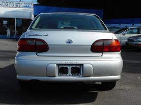2003 CHEVROLET MALIBU SEDAN V6, 3.1 LITER LS SEDAN 4D