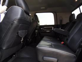 2014 RAM 2500 MEGA CAB PICKUP 6-CYL, TURBO DIESEL, 6.7 LITER LARAMIE LONGHORN PICKUP 4D 6 1/3 FT