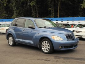2006 CHRYSLER PT CRUISER WAGON 4-CYL, TURBO, 2.4 LITER LIMITED SPORT WAGON 4D