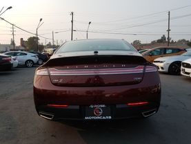 2015 Lincoln Mkz - Image 5
