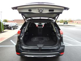 2017 NISSAN ROGUE SUV 4-CYL, 2.5 LITER SV SPORT UTILITY 4D