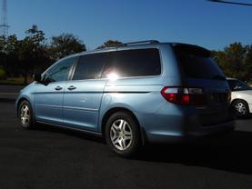 2007 HONDA ODYSSEY PASSENGER V6, VTEC, 3.5 LITER EX-L MINIVAN 4D