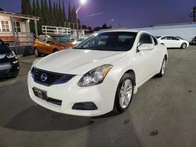 2012 Nissan Altima - Image 1