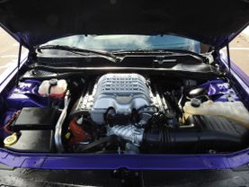 2016 DODGE CHALLENGER COUPE V8, HEMI, SPRCHGD, 6.2L SRT HELLCAT COUPE 2D