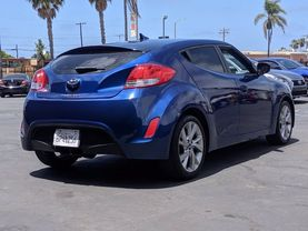 2017 HYUNDAI VELOSTER COUPE 4-CYL, 1.6 LITER COUPE 3D