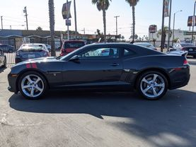 2014 CHEVROLET CAMARO COUPE V8, 6.2 LITER SS COUPE 2D