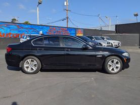 2013 BMW 5 SERIES SEDAN 4-CYL, TURBO, 2.0 LITER 528I SEDAN 4D
