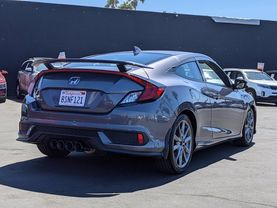 2018 HONDA CIVIC COUPE 4-CYL, TURBO, 1.5 LITER SI COUPE 2D