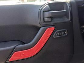 2011 JEEP WRANGLER SUV V6, 3.8 LITER UNLIMITED RUBICON SPORT UTILITY 4D