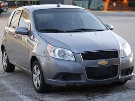 2011 Chevrolet Aveo Aveo5 Lt Hatchback Sedan 4d  Nta137868 - Image 1