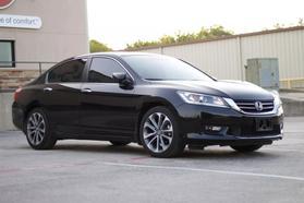 2014 Honda Accord Sport Sedan 4d  Nta274442 - Image 1