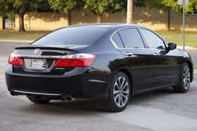2014 Honda Accord Sport Sedan 4d  Nta274442 - Image 8