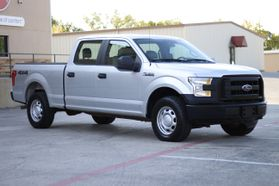 2015 Ford F150 Supercrew Cab Xl Pickup 4d 6 1/2 Ft  Ntaa60027 - Image 1