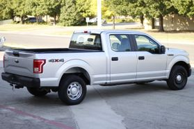 2015 Ford F150 Supercrew Cab Xl Pickup 4d 6 1/2 Ft  Ntaa60030 - Image 7
