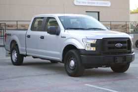2015 Ford F150 Supercrew Cab Xl Pickup 4d 6 1/2 Ft  Ntaa60030 - Image 2