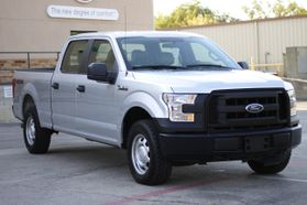 2015 Ford F150 Supercrew Cab Xl Pickup 4d 6 1/2 Ft  Ntaa60027 - Image 2
