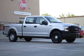 2015 Ford F150 Supercrew Cab Xl Pickup 4d 6 1/2 Ft  Ntaa60030 - Image 1