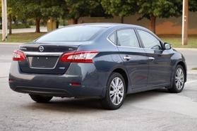 2013 Nissan Sentra Sl Sedan 4d  Rnd623575 - Image 12