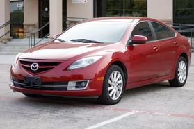 2011 Mazda Mazda6 I Touring Sedan 4d  Rndm26643 - Image 4
