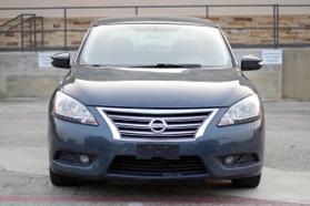 2013 Nissan Sentra Sl Sedan 4d  Rnd623575 - Image 3
