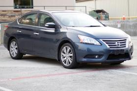 2013 Nissan Sentra Sl Sedan 4d  Rnd623575 - Image 2