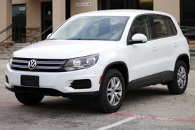 2014 Volkswagen Tiguan 2.0t Se Sport Utility 4d  Rnd556121 - Image 4