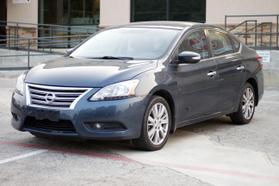 2013 Nissan Sentra Sl Sedan 4d  Rnd623575 - Image 4