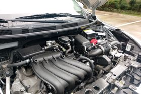 2016 Nissan Versa Sv Sedan 4d  Rnd888800 - Image 21